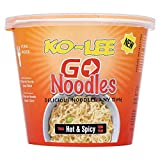 Ko-Lee Go Noodles Thai Hot & Spicy Tom Yum 65g (Pack of 6)
