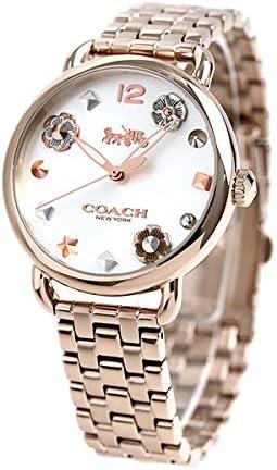 [コーチ]COACH 腕時計 デランシー 36mm チャームダイヤル 14502811 レディース [並行輸入品]