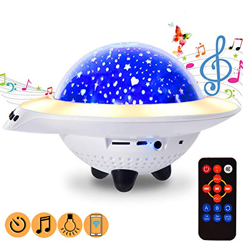 Lessjie Kids Night Light, LED Star Night Light Lamp for sale  Delivered anywhere in USA