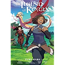The Legend of Korra: Turf Wars Library Edition