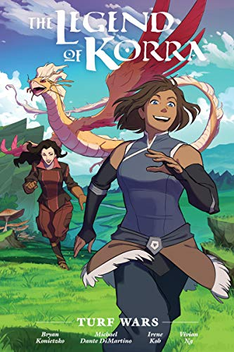 Pdf Graphic Novels The Legend of Korra: Turf Wars Library Edition