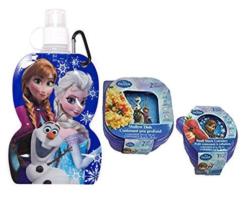 Disney Frozen 6pc. Fácil Grab & Go alimentos de ...