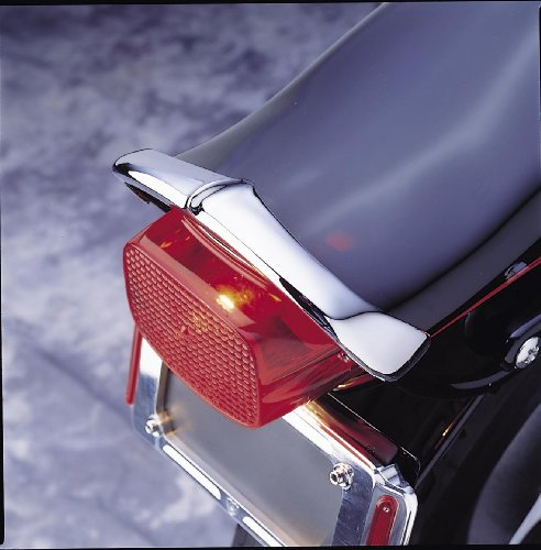 - National Cycle Front Fender Tip for Yamaha 1999-2003 XV1600 Road Star models