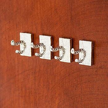 Amazon.com: odoria 1: 12 Miniatura Metal Vino Blanco y ...