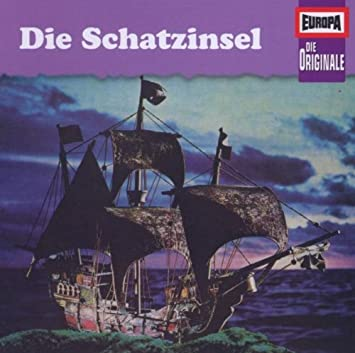 Robert L. Stevenson - Die Schatzinsel (Europa-Originale 25)