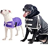 Derby Originals 600D Waterproof Dog Coat Insulated with Polyfill