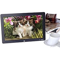 Andoer 12 inch HD TFT-LCD 1280 x 800 Full-view Digital Photo Picture Frame