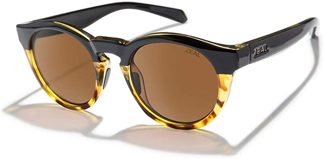 Zeal Optics Crowley | Plant-Based Polarized Sunglasses for Men & Women