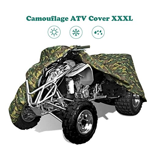 (INNOGLOW 190T ATV Cover Fit up to 99