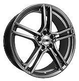 "HD Wheels Vento Hyper Black Wheel (17x7""/5x114.3mm, +38mm offset)"
