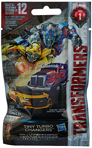 Transformers: The Last Knight Tiny Turbo Changers Series Blind Bags