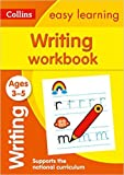 [By Collins Easy Learning] Writing Workbook Ages 3-5: New Edition (Collins Easy Learning Preschool) (Paperback)【2015】by Collins Easy Learning (Author) [1863]