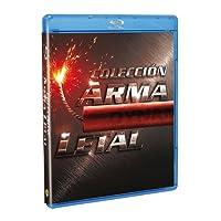 Pack: Arma Letal 1+2+3+4 [Blu-ray]