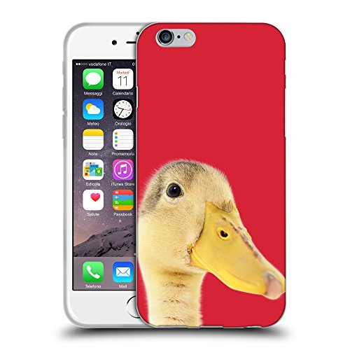 GoGoMobile Coque de Protection TPU Silicone Case pour // Q05760601 Caneton Alizarina // Apple iPhone 7