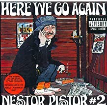 LP Nestor Pistor #2 Here We Go Again KXLI-0174