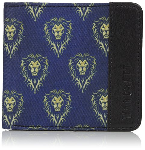 Warcraft Men's Movie Alliance Logo Wallet