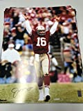 Joe Montana Autographed Signed San Francisco 49ers 16x20 Photo GTSM Montana Player Hologram