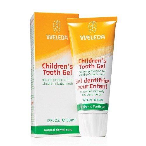 Weleda Children's Tooth Gel - 1.7 oz - 2 pk by Weleda