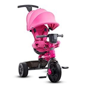 Joovy Tricycoo 4 in 1 Kids Tricycle