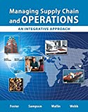 Managing Supply Chain and Operations 1st Edition