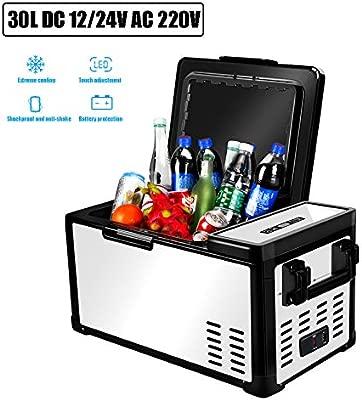 Réfrigérateur De Voiture 25L / 30L Portable Compresseur ...