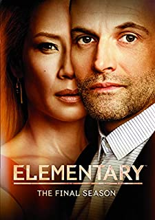 Book Cover: Elementary: The Final Season