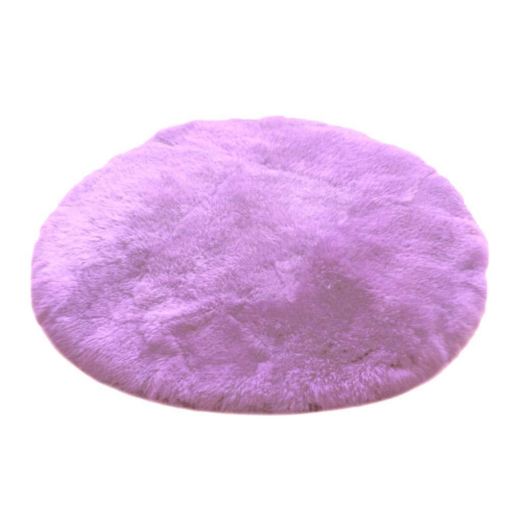 Sheepskin Carpet,Lovewe Soft Artificial Sheepskin Rug,Chair Cover,Artificial Wool Warm Hairy Carpet Seat Pad(30x 30CM)