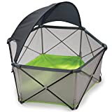 Summer Infant Pop 'N Play Ultimate Playard, Lime Green