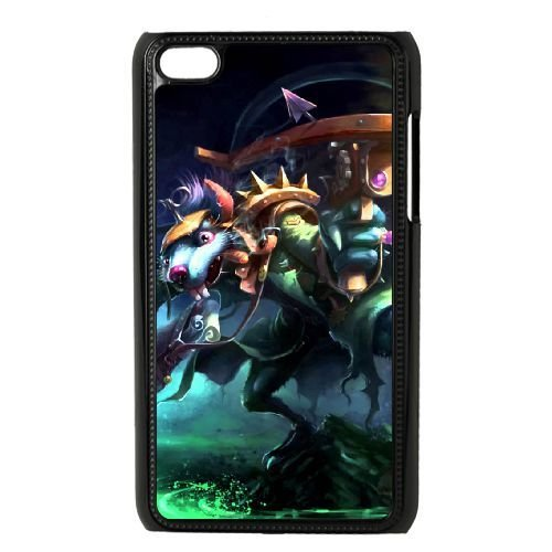 ipod 4 phone case Black Twitch league of legends IUY2074640 ...