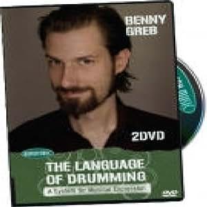Benny Greb The Language of Drumming [Import]