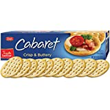Dare Cabaret Crackers, 7-Ounce Packages (Pack of 12)