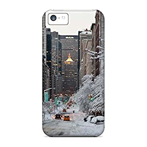 iphone 6 Skin phone cover skin trendy Series park ave nyc in winter