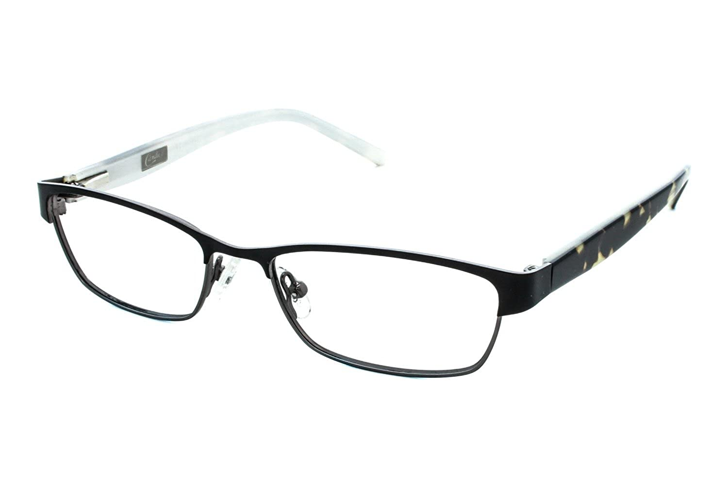 CANDIES C ONIX Eyeglasses Matte Black Demo Lens 50-16-135 at Amazon ...