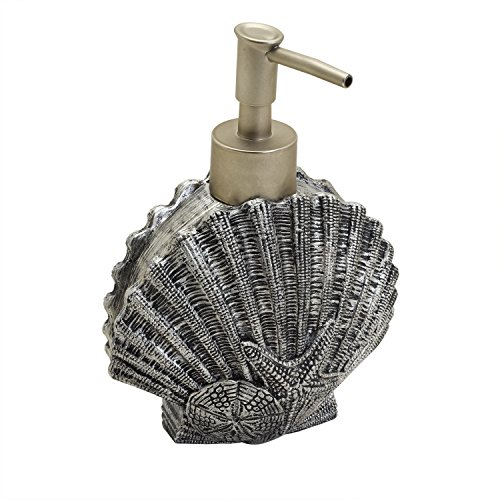 - Zenna Home, India Ink Beach Cottage Lotion or Soap Dispenser, Nautical