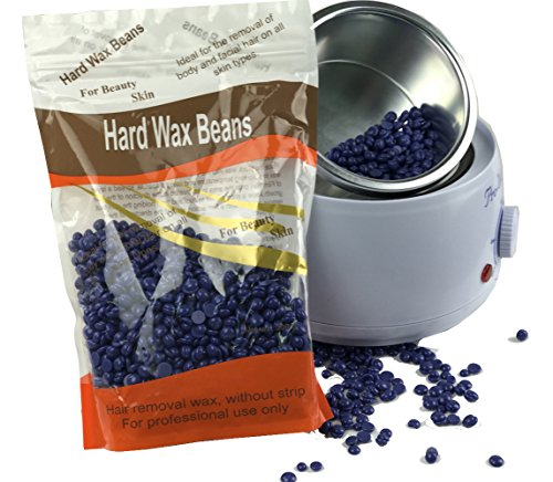 healif hair removal hard wax beans lavender depilatory for man import it all. Black Bedroom Furniture Sets. Home Design Ideas