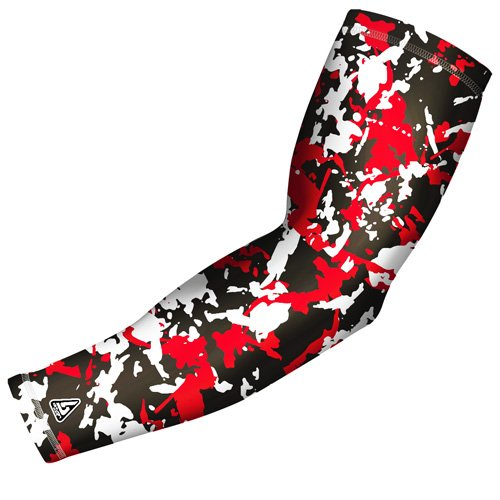 Baseball Arm Sleeve, the Pro-fit is perfect for athletic sports including football basketball bowling golf and everyday activities, 40+ designs 6 sizes, including Youth