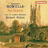Howells: Concerto for String Orchestra / Elegy for
