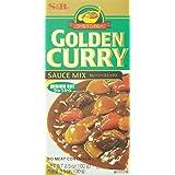 S&B Golden Curry Sauce Mix-Medium Hot, 100gm
