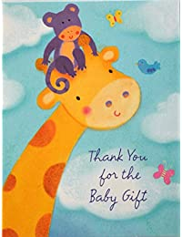 8 Baby Shower Thank You Notes - Giraffe BOBEBE Online Baby Store From New York to Miami and Los Angeles