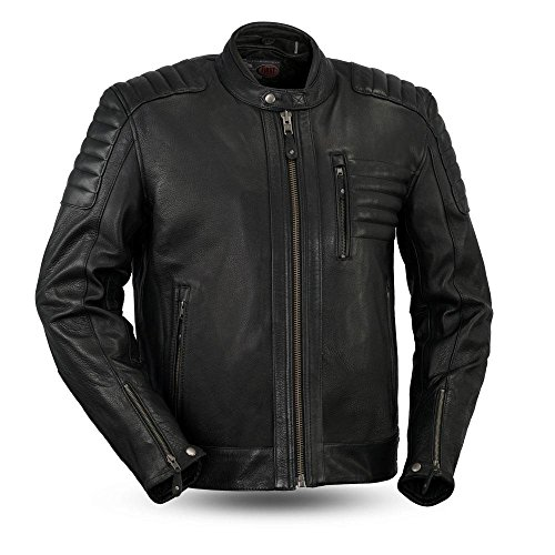 First Leather Motorcycle Jacket - 2