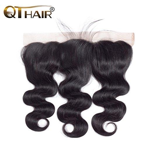 QTHAIR 8A Brazilian Straight Hair 1 Bundle 100g Natural Black 100% Unprocessed Brazilian Virgin Human Hair Weave Remy Hair Extensions