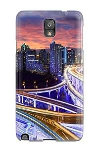 New Style Cute Tpu TashaEliseSawyer Hong Kong Case Cover For Galaxy Note 3 3346985K45783747