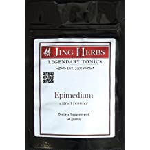 Jing Herbs Epimedium Extract Powder 50 Grams
