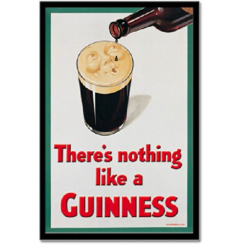 There's Nothing Like a Guinness - Metal Beer