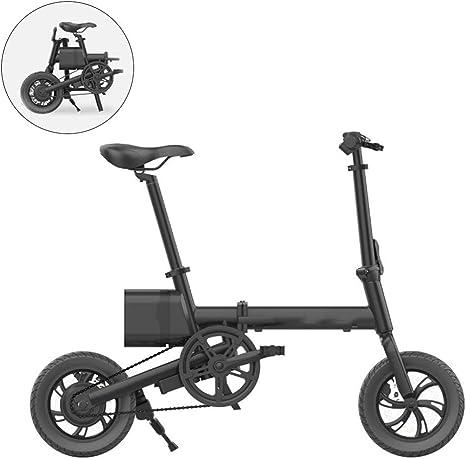 SYCHONG Ebike, Bicicleta Plegable Eléctrica para Adultos E-Bici ...