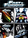 DVD : Fast & Furious 4-Movie Collection