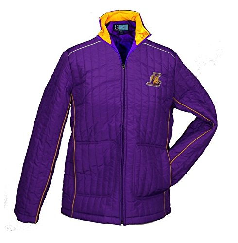 Los Angeles Lakers NBA Jugadores con Cremallera - Chaqueta ...