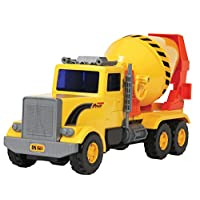 Small World Toys Vehicles - Cement Mixer