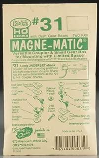 product image for KADEE 31 30 Series Magne-Matic Long Underset Shank 25/64 KADU0031