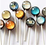 Vintage Confections Original Planet Lollipops - for
